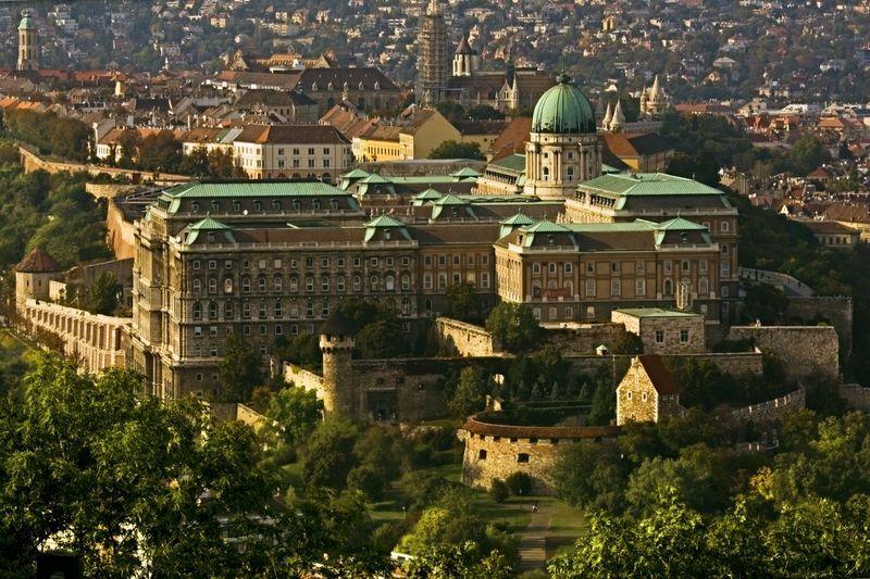 bdf71aff8d8a Buda Castle Quarter in Hungary